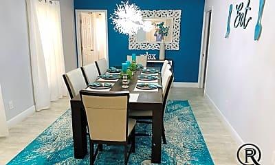 Dining Room, 6300 Cheryl St, 1
