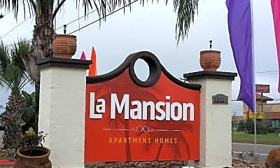 La Mansion, 1