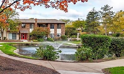 Lake, Arrowhead Apartments, 1