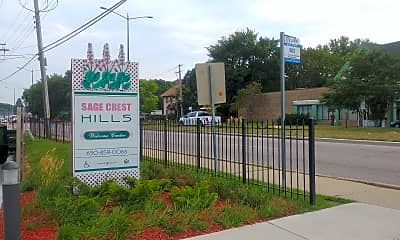 Sage Crest Hills Apartments, 1