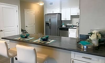 Kitchen, Alpine Commons, 1