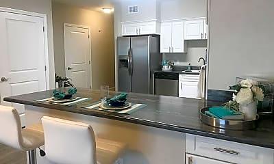 Kitchen, Alpine Commons, 1