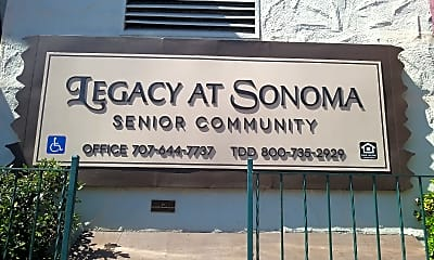 Legacy at Sonoma, 1