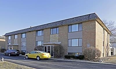 Building, Kingsway Apartments, 0