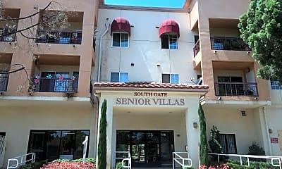 South Gate Senior Villas, 1
