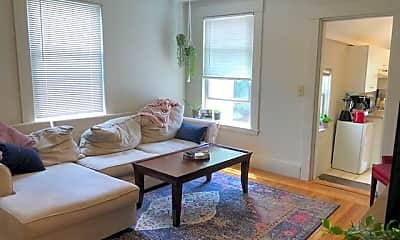 Living Room, 42 Faneuil St, 0