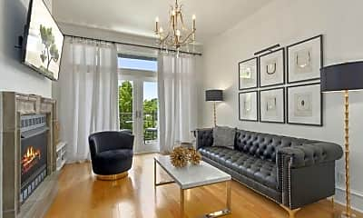 Living Room, 600 W Meadow St 203, 0