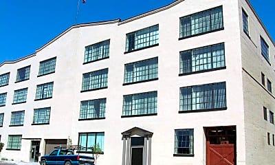 Building, Cornerstone Courtyard, 2