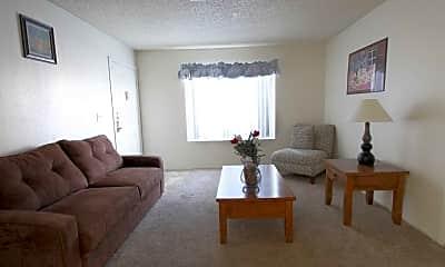 Living Room, Crossings At Lake Mead, 1