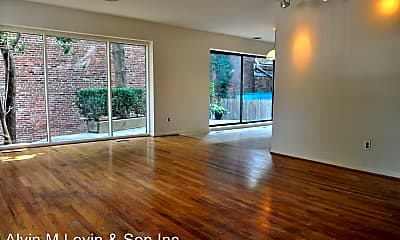 Living Room, 2100-02 Pine Street, 0