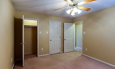 Bedroom, Windsor Park Townhomes, 2