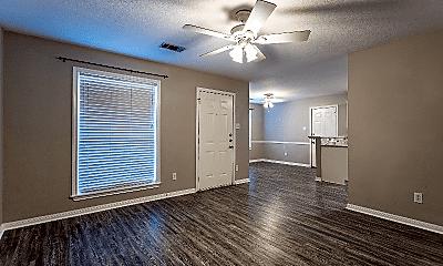 Living Room, 1625 Rock Hollow Loop, 2
