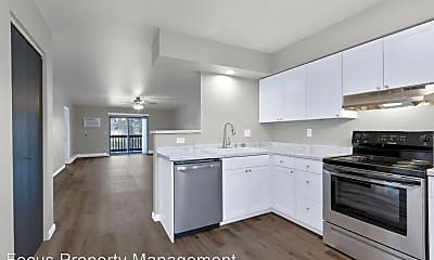 Kitchen, 410 Fox Shores Dr., 1