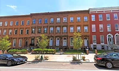 Building, 1317 W Fayette St 2A, 0