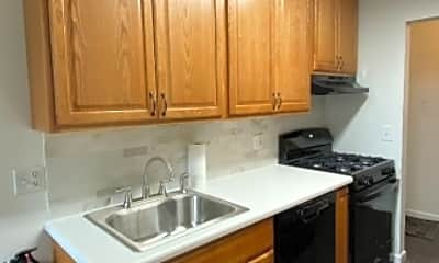 Kitchen, 838 Main St F, 1