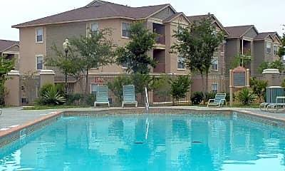 Pool, 5711 North Knoll, 1