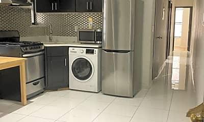 Kitchen, 211 W 109th St, 1
