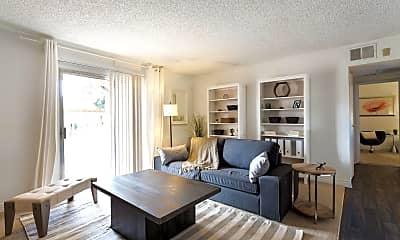 Living Room, Desert Palm Village, 0