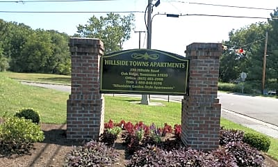 Hillside Towns Apartments, 1