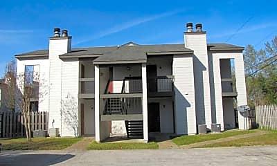 Building, Beaumonde Apartments, 1