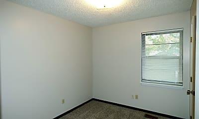 Bedroom, 7016 N. Troost Ave., 2