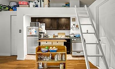 Kitchen, 357 W 120th St 2-R, 1