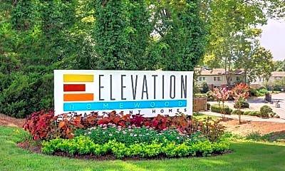 Community Signage, Elevation Homewood, 0