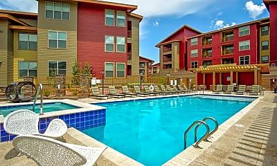 Pool, Elevation, 0