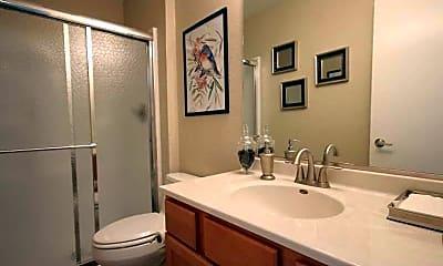 Bathroom, Firethorne Apartments, 2