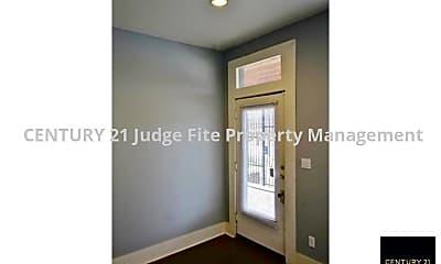Entryway, 908 N. Marsalis Avenue A, 1