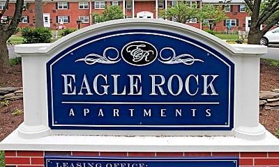 Community Signage, Eagle Rock Apartments, 2