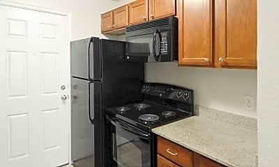 Kitchen, Rosebrook Apartments, 1