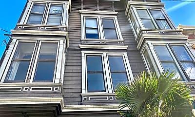 Building, 415 S Van Ness Ave, 0