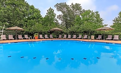 Pool, Loudoun Heights Apartments, 1
