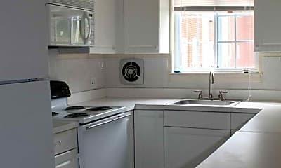 Kitchen, Swartswood Gardens, 1