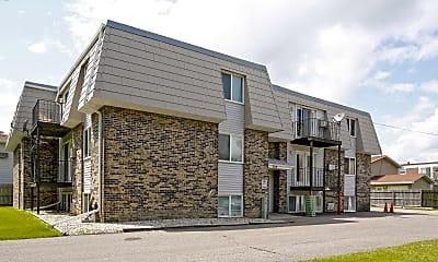Building, Desoto Apartments, 2