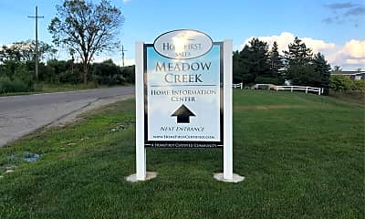 Meadow Creek, 1