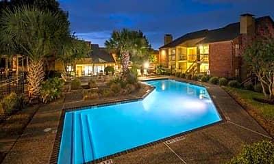 Pool, The Retreat, 1