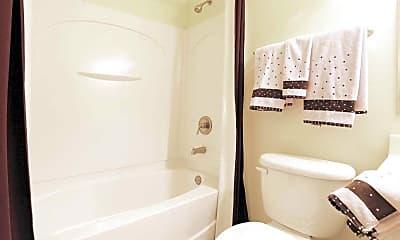 Bathroom, Colonial, 2