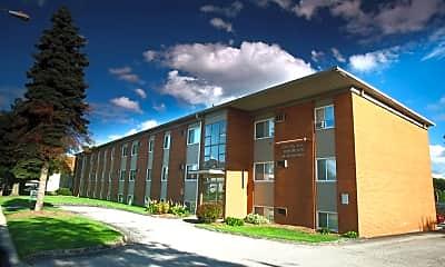 Building, Bella Dora University of Akron Apartments, 0