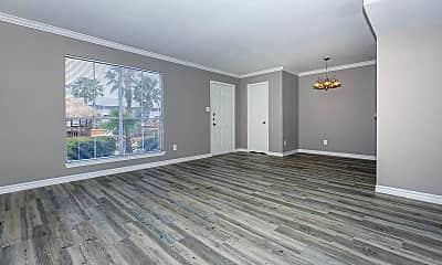Living Room, 7400 Jones Dr, 1