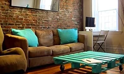 Living Room, 31 Queensberry St, 1