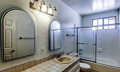 Bathroom, The Franciscan, 2