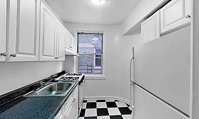 Kitchen, 41 Kew Gardens Road, #2B, 2