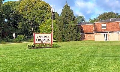 Carlisle Crossing, 1