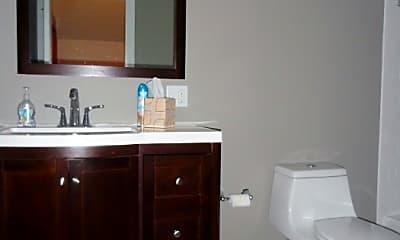 Bathroom, 87 Russell Street, 1