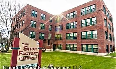 Building, 913 N Spring St, 1