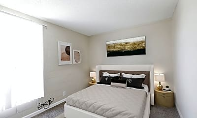 Bedroom, ABQ Elevate, 1