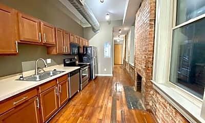 Kitchen, 1309 Main St, 1