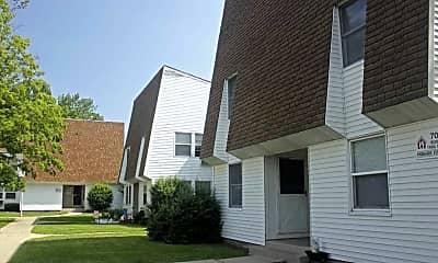 Building, Parkside Terrace, 1